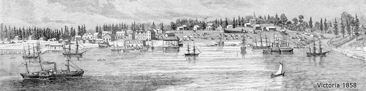 1858 engraving of Victoria